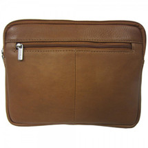 Piel Leather iPad Mini & 7In Tablet Sleeve 2981 - Saddle