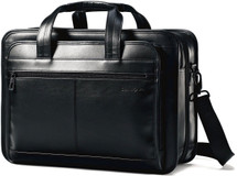 Samsonite Leather Expandable Biefcase 43118
