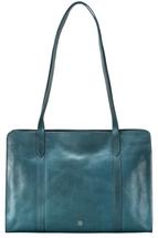 Maxwell Scott Rivara Large Leather Work Bag