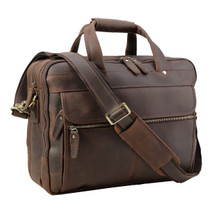 Pratt Leather Executive Briefcase