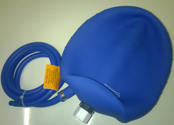 "PVC Centre Test Air Bag 6"" (150mm)"