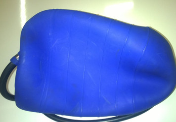 "PVC Centre Test Air Bag 8"" to 12"" (200mm to 300mm)"