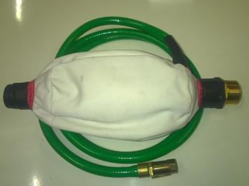 """Canvas Test Air Bag 4"""" (100mm)"""