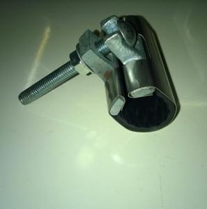 33mm - 37mm Repair Clamp x 70mm Long