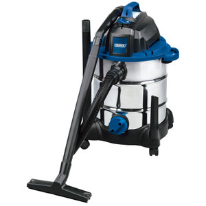 30L 1600W 230V WET AND DRY VACUUM CLEANER