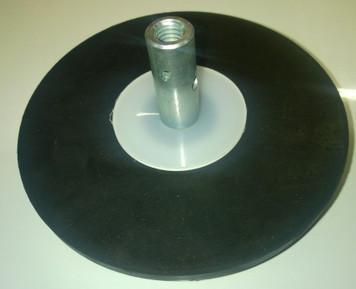 150mm Rubber Plunger for 6mm Steelkane Rods