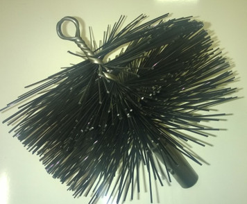 225mm Spiral Nylon for use with 8 & 10mm Steelkane Rods