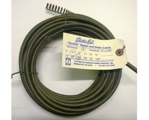 """35' x 5/16"""" (10m x 8mm) Expanded End Spring 5/16E35"""