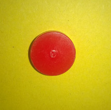 A single Red burst disc