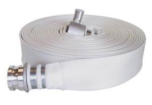 "5m x 63mm (2 ½"") Hydrant Hose with Male & Female Instantaneous connectors"