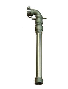 """Standpipe 2 ½"""" (c/w double check valve)"""