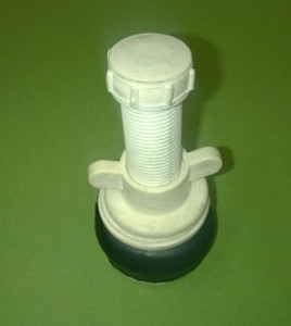 """50mm with Nylon Body and ½"""" outlet"""