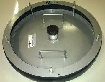 "600mm with Multi-Lock Rim Fixing and 2"" outlet"
