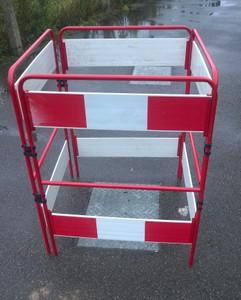 Complete 4 Gate Major Barrier