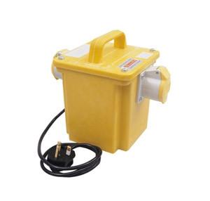1500VA-2 Plastic Transformer 230/110v