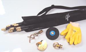 Enhanced Universal Drain Rod Set