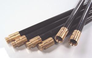 Poly Rod (Black) Universal - 3' long x 19 mm