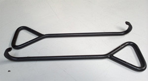 510mm Tall Manhole Cover Hand Hooks