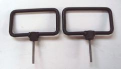 8mm Threaded Manhole Cover Hand Keys
