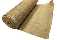"""AK TRADING Burlap Fabric Roll for Diy Crafts & Home Décor Natural, 14"""" L by 10 yd"""