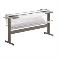 Rotary Trim 200 (With Stand & Catcher Trough)