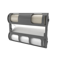 "Xyron Laminate/Adhesive Refill Cartridges (12""x100' Roll)"
