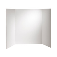 "Display Boards - 48"" Wide x 36"" High (Open Size) (25/Pkg)"