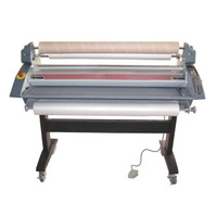 "RSH-1151 45"" Wide Format Dual Hot Roll Laminator"