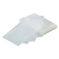 Specialty Pouches With Adhesive Backing (Gloss)