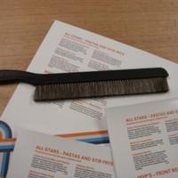 "Anti-Static Cleaning Brush 11"""