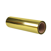 "SleekerDigital™ Foil - Gold Metallic (3"" Core)"