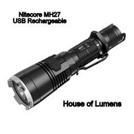 Nitecore MH27 USB Rechargeable