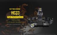 Nitecore HC33 1800 Lumens Headlamp - House of Lumens