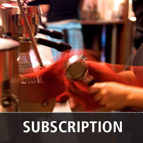 Leftist Espresso Blend Subscription