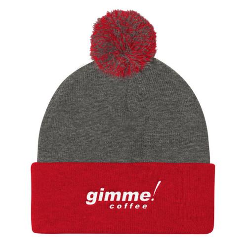 Gimme Pom-Pom Knit Cap