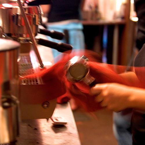 Leftist Espresso Blend