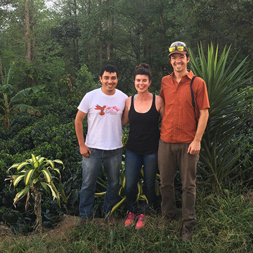 Honduras Capucas Mejia Familia