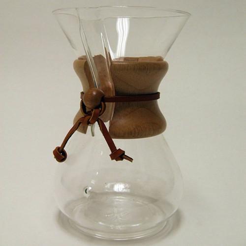 Chemex Classic Coffeemaker - 6 cup/30oz