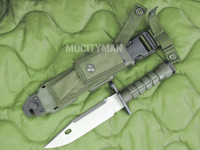 Phrobis M9 Bayonet with Scabbard - 3rd Generation - Unissued - USA Made (12272)
