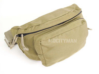 USMC Military Initial Attack Fanny Butt Waist Pack - Coyote - USA Made - NEW (12118)