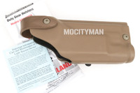 Safariland 6004SS Holster For Colt USMC MARSOC M45A1 CQCP Pistol With X200 Light - Right Hand - New - USA Made (16551)