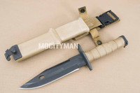 Ontario M-10 Army Bayonet with Scabbard - 2005 Model - USA Made