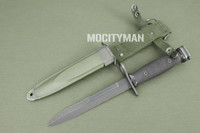BOC M7 Bayonet with M8A1 PWH Scabbard - Genuine Military - USA Made (20496)