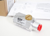 "Parker Pneumatic Miniature In Line Air Lubricator 1/4"" - Part 02LFB - USA Made - NEW"