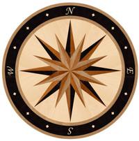 """Sailors Wheel - New Dawn 36"""""""