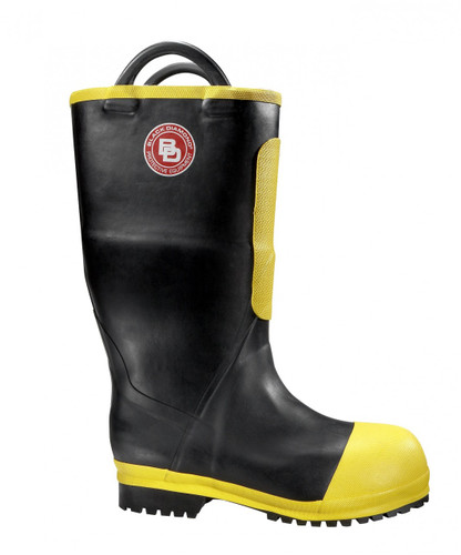 Lug, Kevlar, Ins, Tib Rubber Boot
