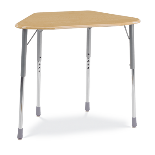 combo desk soft carton chair virco of student plastic