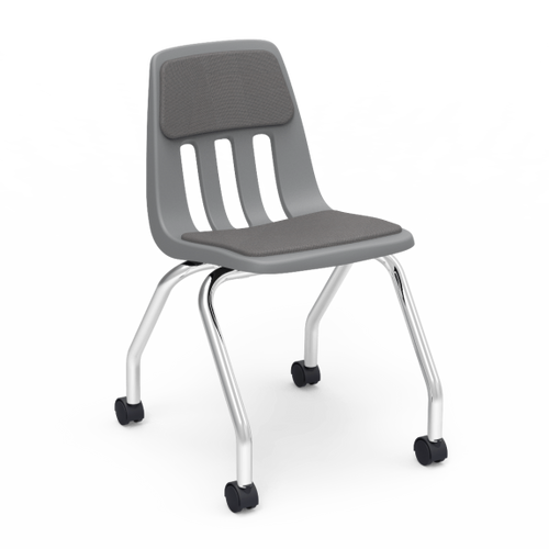Rolling Chair | Padded School Chairs | Classroom Chairs  sc 1 st  Advantage School Chairs & Rolling Chair | Virco 9000 Series Padded | School Chairs