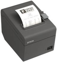 Epson TM-T20II Readyprint Thermal Receipt Printer, Dark Gray, USB