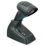 Datalogic QuickScan I QBT2131 - USB Kit, 1D Linear Imager Scanner, Cordless, Bluetooth, Color: Black. Includes Base/Charger and USB Cable